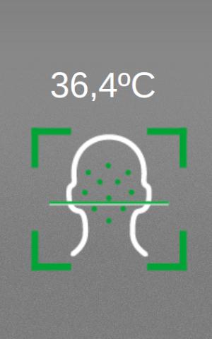 COVID-19 - Medição de Temperatura de Corpos em Movimento e Reconhecimento Facial