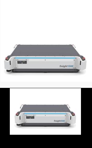 Freight 500 e Freight 1500